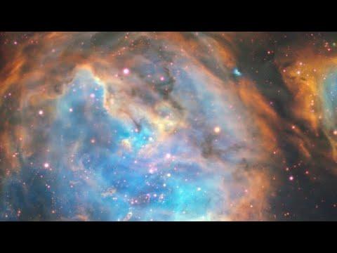 大麥哲倫星系中的N180 B是個繽紛璀璨的恆星搖籃,而天文學家在這裡發現了第一個銀河系以外的初生恆星製造的噴流HH 1177。