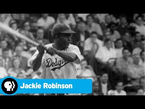 JACKIE ROBINSON | Coming in April | PBS