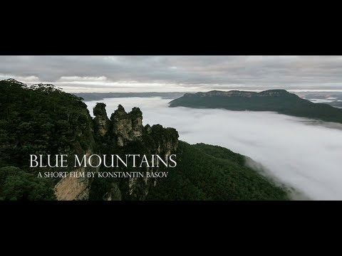 Blue Mountains Australia HD Time-lapse Video