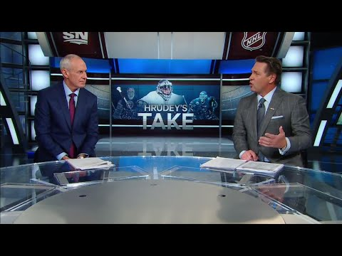 Video: Hrudey's Take: NHL players are watching Maple Leafs