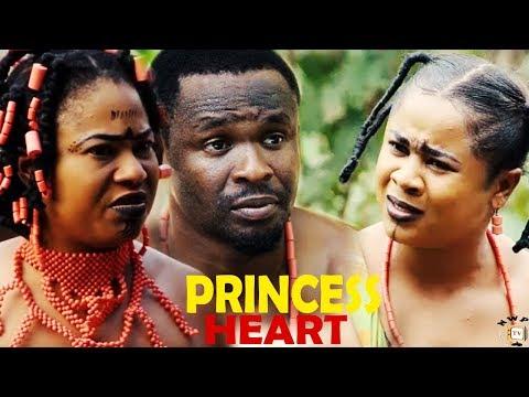 Princess Heart  Season 1 - 2017 Latest Nigerian Nollywood Movie