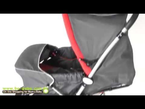 Прогулочная коляска Geoby A516H - WCX25