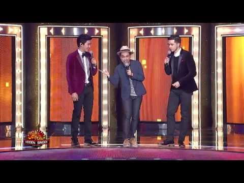 Ca sĩ giấu mặt Thailand - phần 8