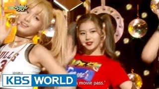TWICE - Do It Again / Like OOH-AHH   트와이스 - 다시 해줘 / OOH-AHH 하게 [Music Bank Hot Debut / 2015.10.23]