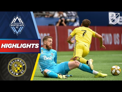 Video: Vancouver Whitecaps FC vs. Columbus Crew SC | Penalties and late surprises! | HIGHLIGHTS