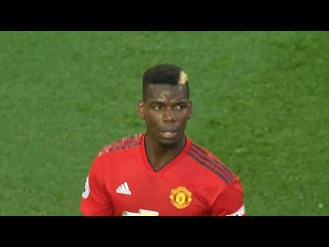 Paul Pogba vs NUFC (H) 18/19