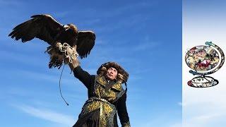 The Last Eagle Hunters of Mongolia