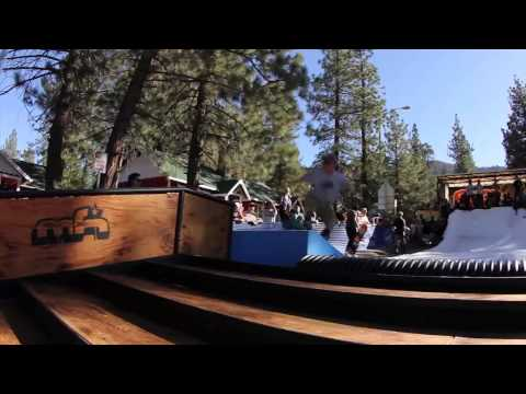 Mountain High took over the streets of Wrightwood, CA for The Buck Strikes Back Rail Jam and Party!