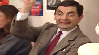 MrBean - Mr Bean - Queue jumping in hospital