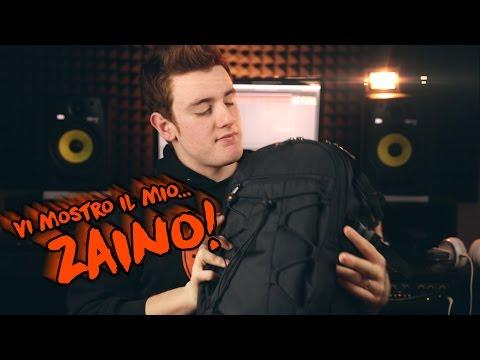 Vi Mostro il mio.... ZAINO! - AmazonBasics Zaino per fotocamera DSLR