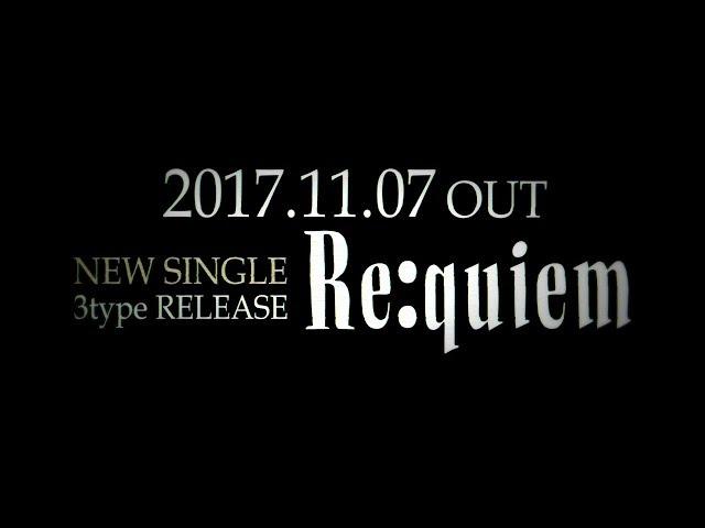 DOG inthePWO 2017.11.07 RELEASE「Re:quiem」告知SPOT