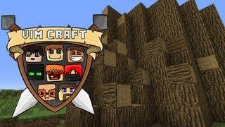 VimCraft: Tree Mansion&Skin Contest!!!: Episode 4