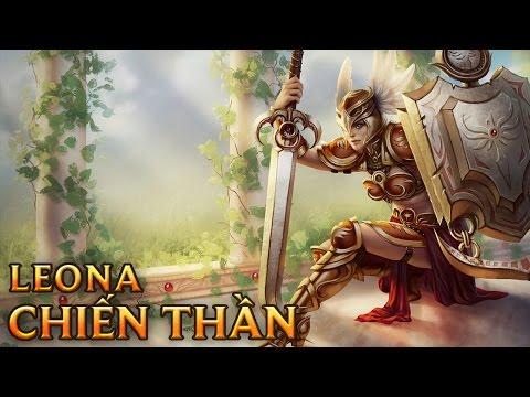 Leona Chiến Thần
