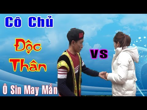 Hài Tết 2019 - Cô Chủ Độc Thân Và Anh Ô Sin May Mắn - Phim Hài A HY TV Đặc Sắc - Thời lượng: 15 phút.