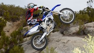 4. 2015 Yamaha WR250F First Ride Review