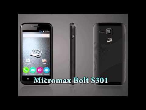 Micromax Bolt S301 || Review | Specs | Preview | First look | News ||