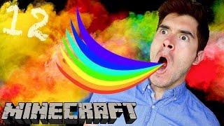 EXPLOSION DE COLORES   Minecraft   Parte 12 - JuegaGerman