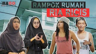 Video RAMPOK RUMAH RIA RICIS MP3, 3GP, MP4, WEBM, AVI, FLV Maret 2019