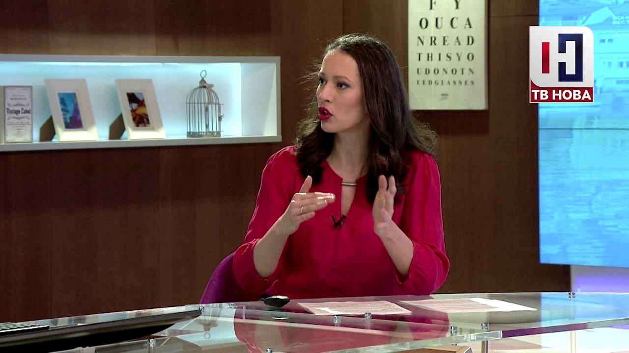 Гостин во вестите на ТВ Нова – Стевчо Јакимовски