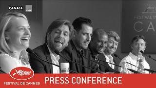 Nonton The Square   Press Conference   Ev   Cannes 2017 Film Subtitle Indonesia Streaming Movie Download