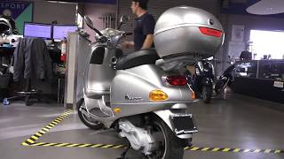 1. Robot's '97 Euro Market Vespa ET4