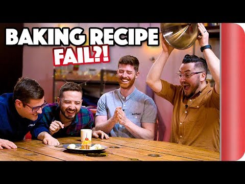 BAKING Recipe Relay Challenge | Pass it On S1 E11 | SORTEDfood