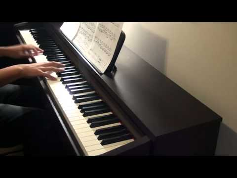 Skyfall – Adele (Piano Cover) by aldy32