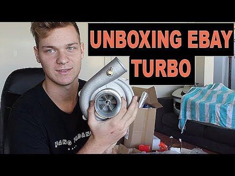 BMW E46 TURBO BUILD | ep 1 | Unboxing