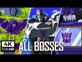 Download Lagu TRANSFORMERS: DEVASTATION All Boss Battles 4K 60FPS Ultra HD Mp3 Free