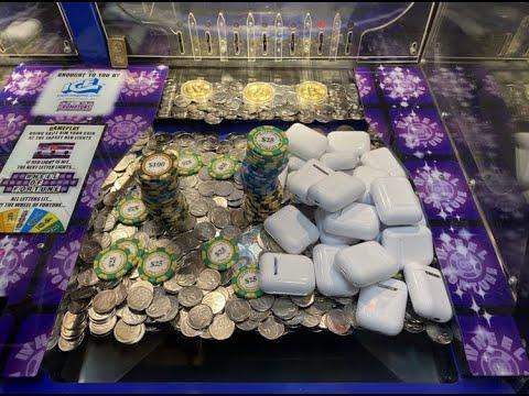 Coin Pusher $500 buy in season 2 episode 16