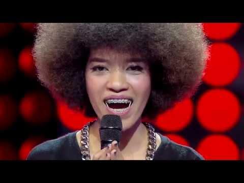 แนท - The Voice Thailand Season 3 รอบ Blind Auditions วันที่ 14 Sep 2014 แนท - บัณฑิตา ประชามอญ เพลง : I Can't Make You Love Me ทีมโค้ช : ก้อง สหรัถ...