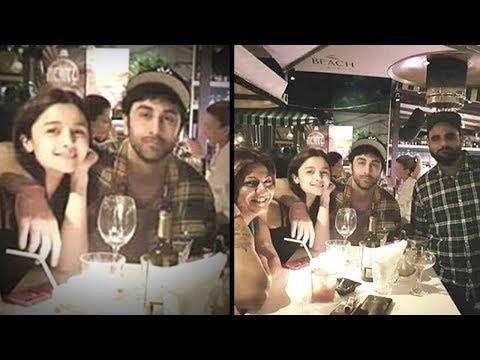 Ranbir Kapoor Holds Alia Bhatt Close In This NEW P