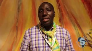 Interview Cyriac Gbogou (Ovillage) lors de ADICOMDAYS - par Africa Salons