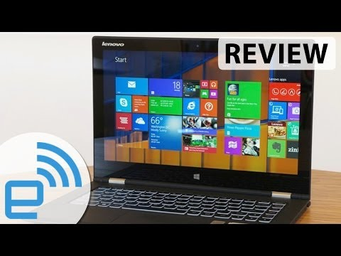 Lenovo IdeaPad Yoga 2 Pro review | Engadget