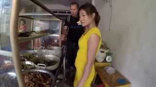 Thai Nguyen Vietnam  city photo : Ordering food Thai nguyen Vietnam สั่งอาหารไทเหวียน