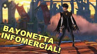 Bayonetta Infomercial