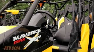 8. 2013 Can am Maverick Max XRS Review