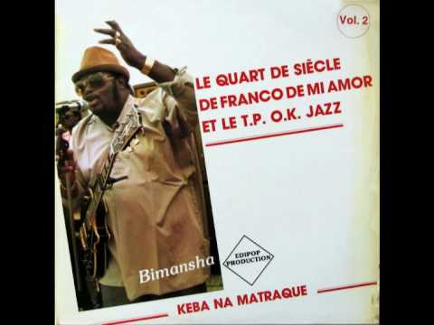 Ilousse (Franco) - Franco & le TPOK Jazz 1981