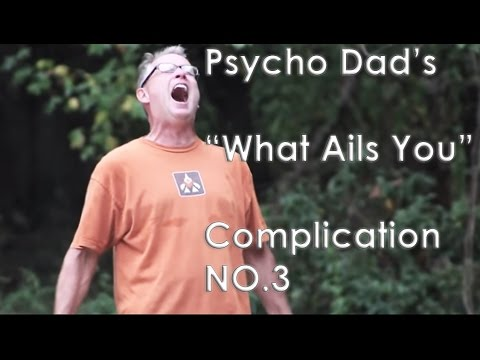 """Psycho Dad """"What Ails You"""" Compilation NO.3"""