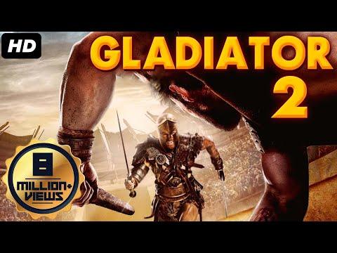 GLADIATOR 2 - Hollywood Movie Hindi Dubbed | Hollywood Action Movies In Hindi Dubbed Full Action HD