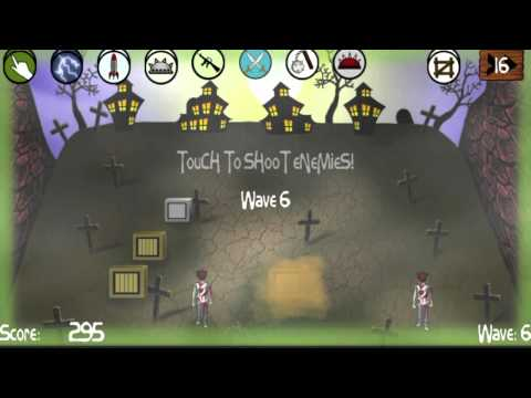 Video of Zombie Smasher!