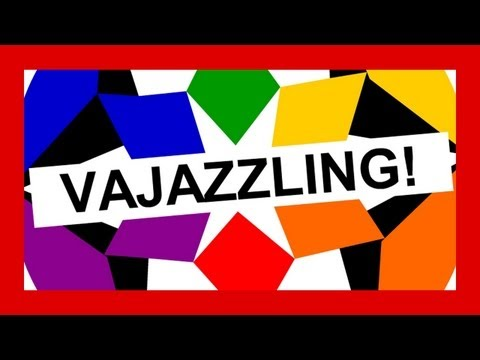 Lizzy the Lezzy - Vajazzling: How to vajazzle your Vajayjay!
