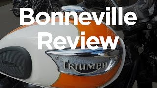 8. Long Term Review: Triumph Bonneville T100