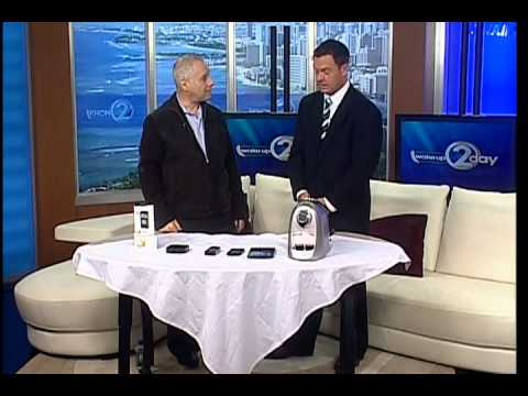 ElderGadget on KHON Hawaii (12-20-2010)