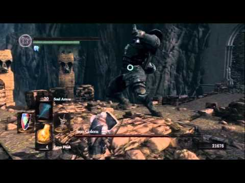 Dark Souls Boss Guide - Iron Golem