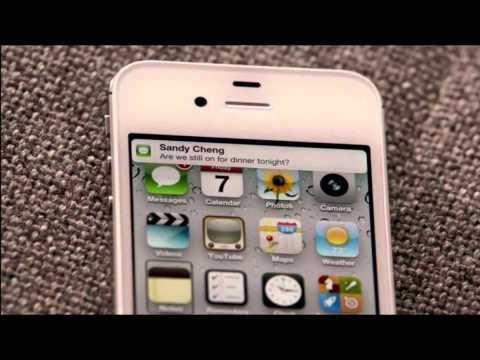Apple introduceert iPhone 4S met GladoSiri