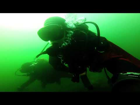 Scuba Diving Carriere Graymont (Lac Vert) Deschambault Quebec Canada_Búvárkodás