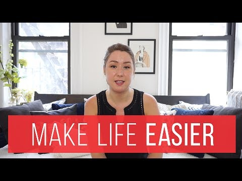 22 Simple Things You Can Do Today To Make Your Life Easier | The Financial Diet