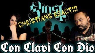 Download Lagu Christians React GHOST BC Con Clavi Con Dio!!! Mp3
