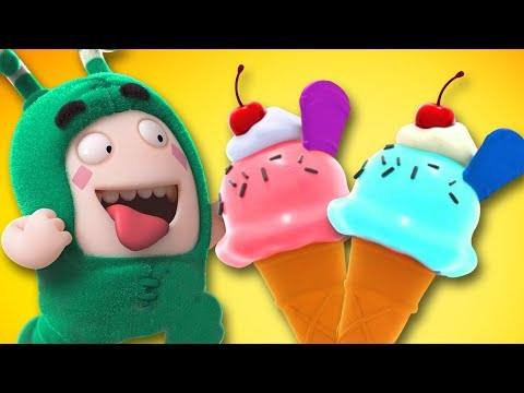 Oddbods Love ICE CREAM | Funny Cartoons For Kids | Oddbods Show by Oddbods & Friends